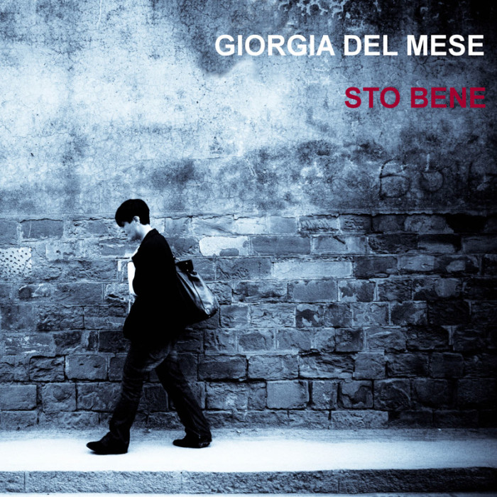 Giorgia del Mese, sto bene album 2011