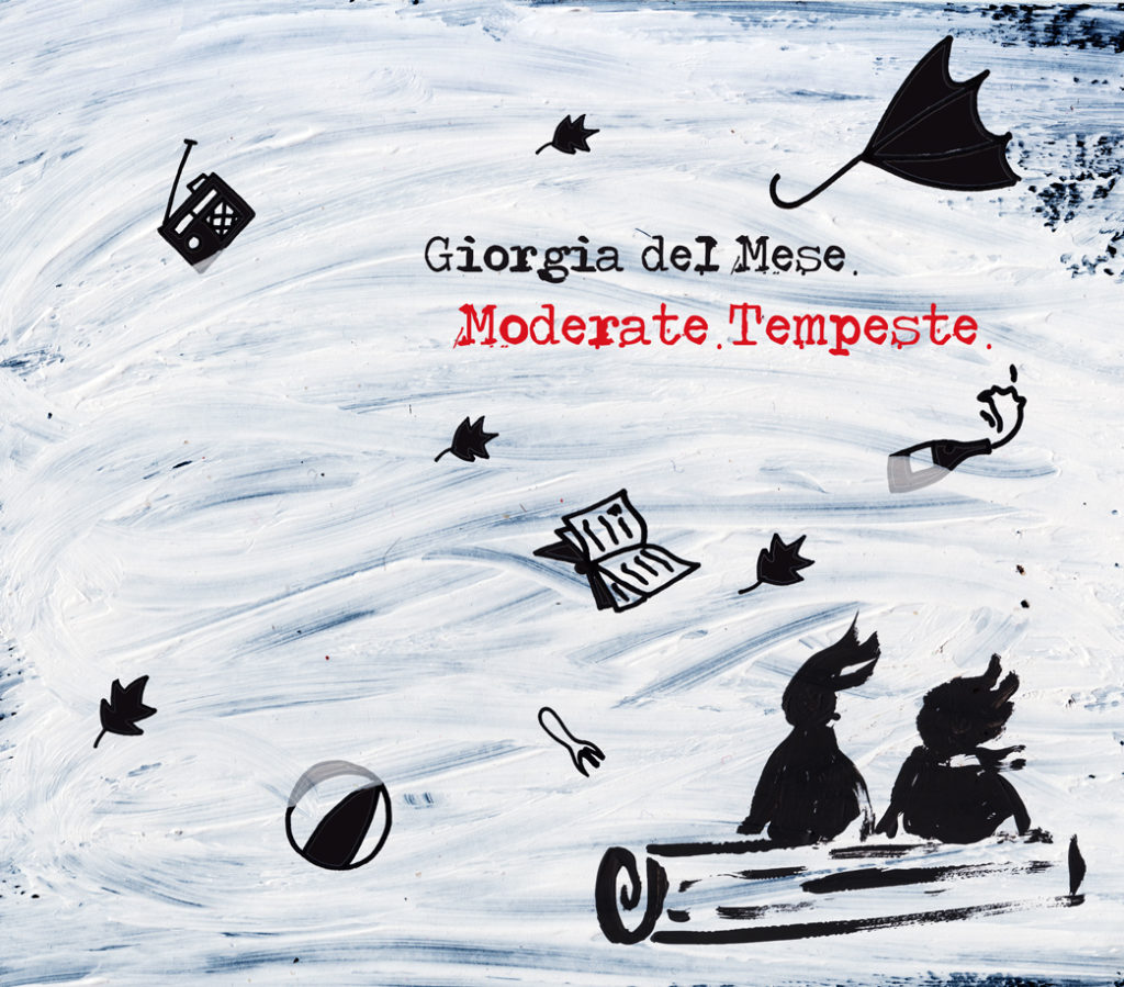 Giorgia del Mese 2019 - moderate tempeste copertina